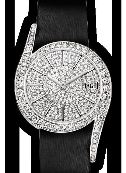 Limelight Gala white gold full diamond set