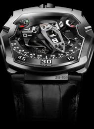UR-210 Titanium-steel