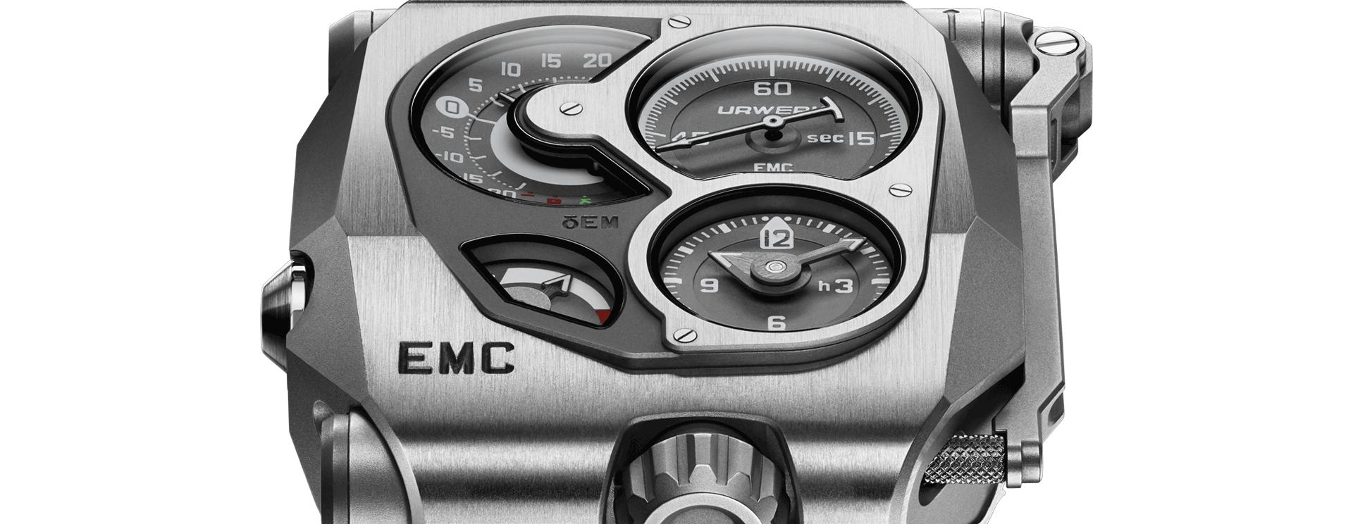 EMC Steel and Titanium