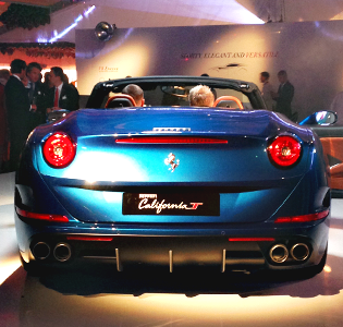 Ferrari Launch the California T