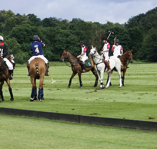 British Polo Day with Billionaire Magazine.