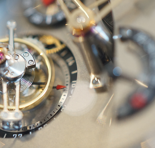 Greubel Forsey 10th anniversary day at Marcus