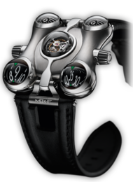 HOROLOGICAL MACHINE 6 TITANIUM