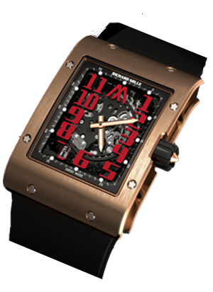 RM016 Rose Gold Marcus Edition