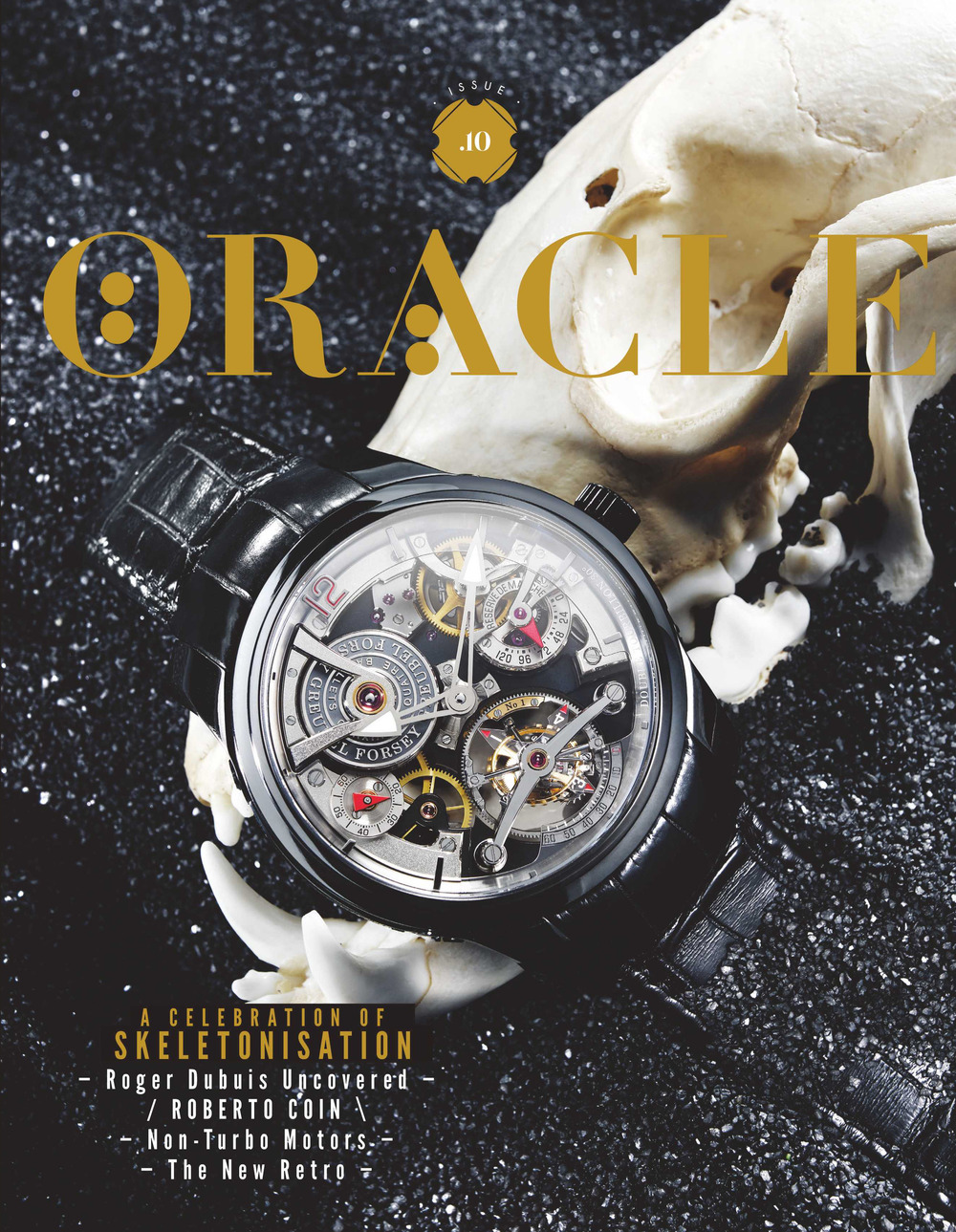 Oracle Magazine Issue 10