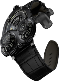 Horological Machine 3 Megawind Final Edition