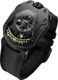 UR-105TA All Black