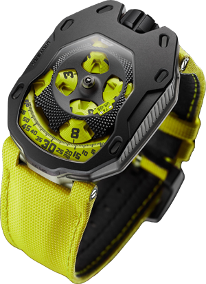 UR-105TA Black Yellow