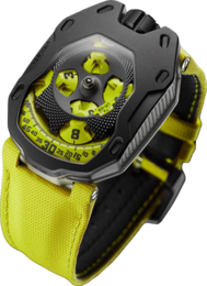 UR-105TA Black Yellow