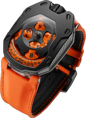 UR-105TA Black Orange