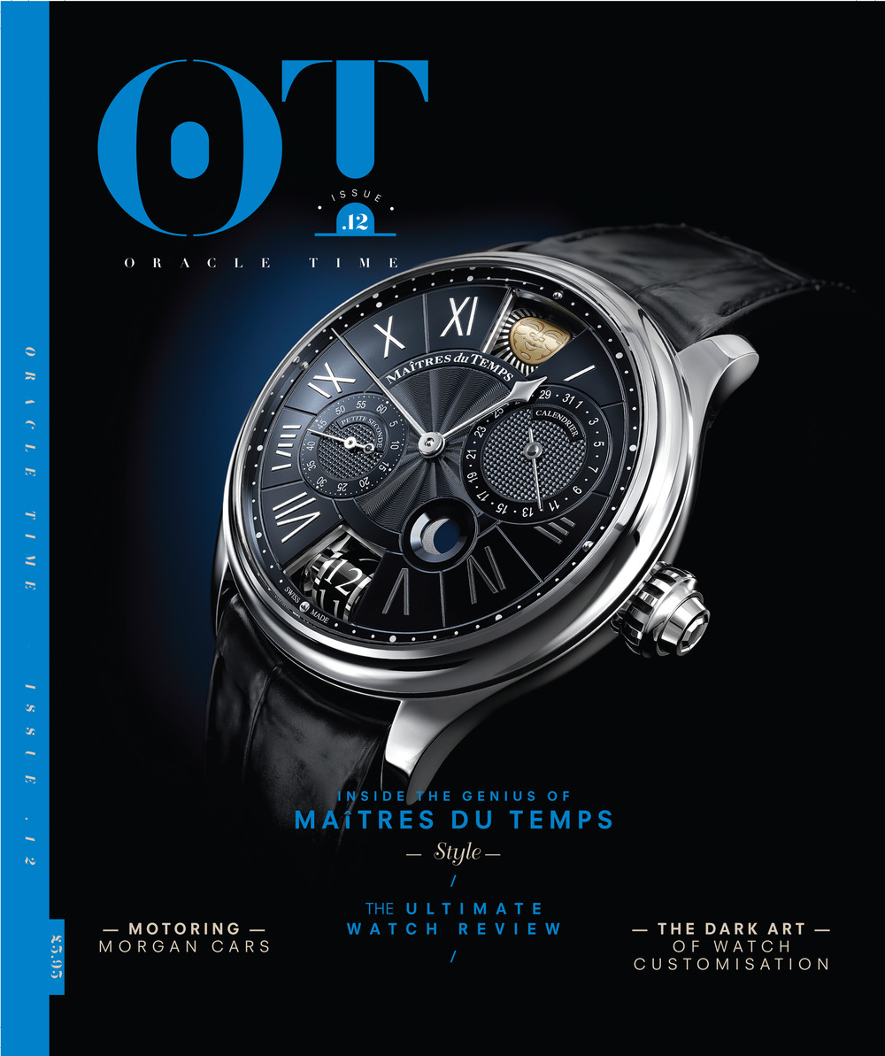 Oracle Time Issue 12