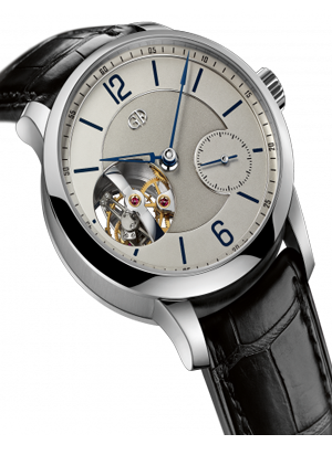 Tourbillon 24 Secondes Vision White Gold