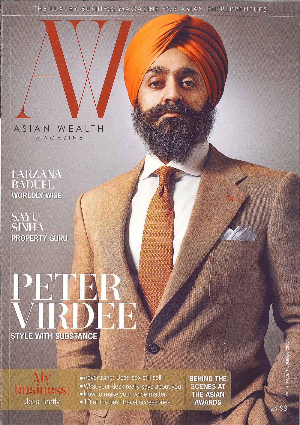 Asian Wealth July