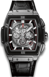 spirit of Big Bang titanium and ceramic
