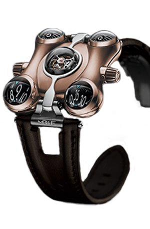 Horological machine 6 rose gold