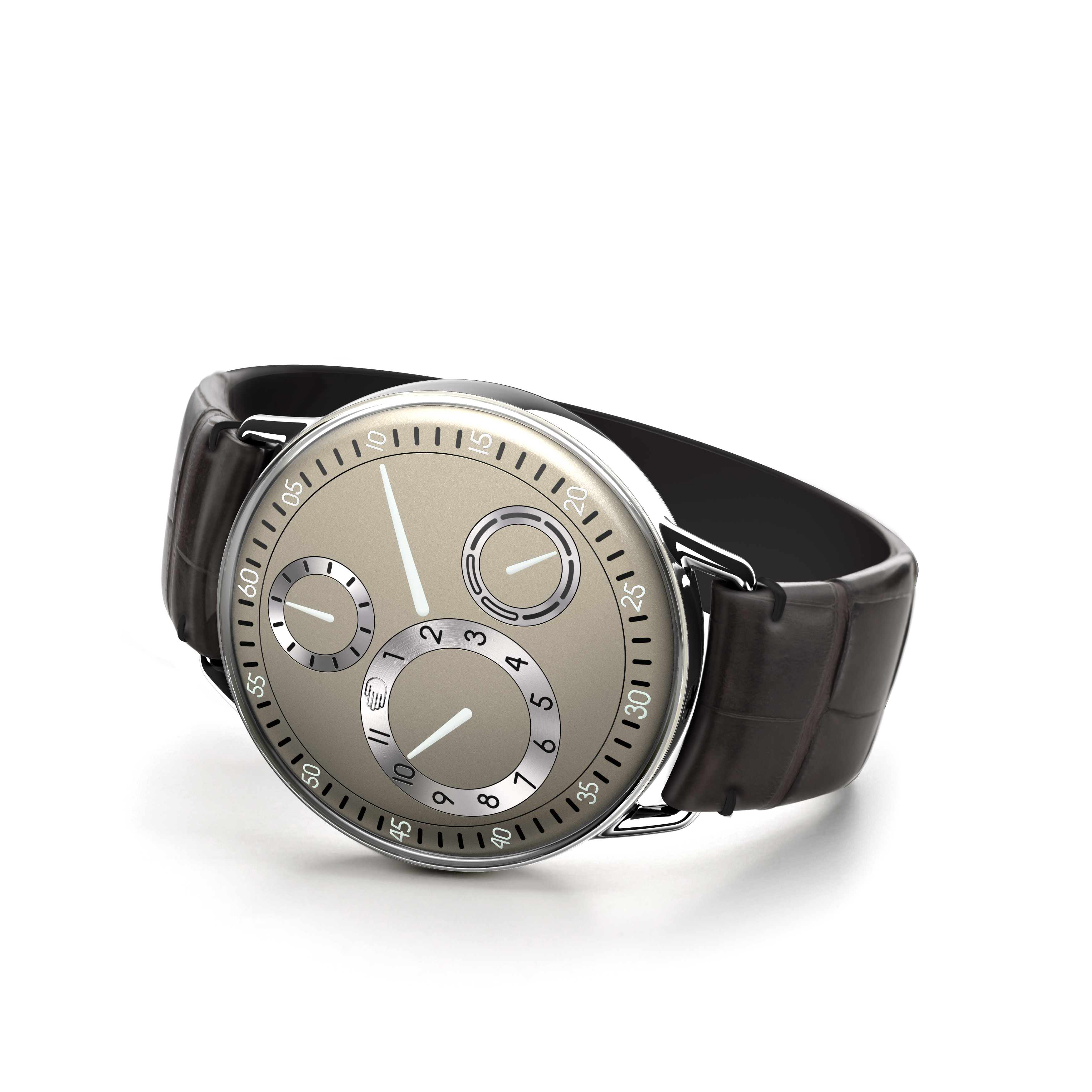 Type 1 Champagne Dial