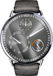 Type 1 Ruthenium Dial
