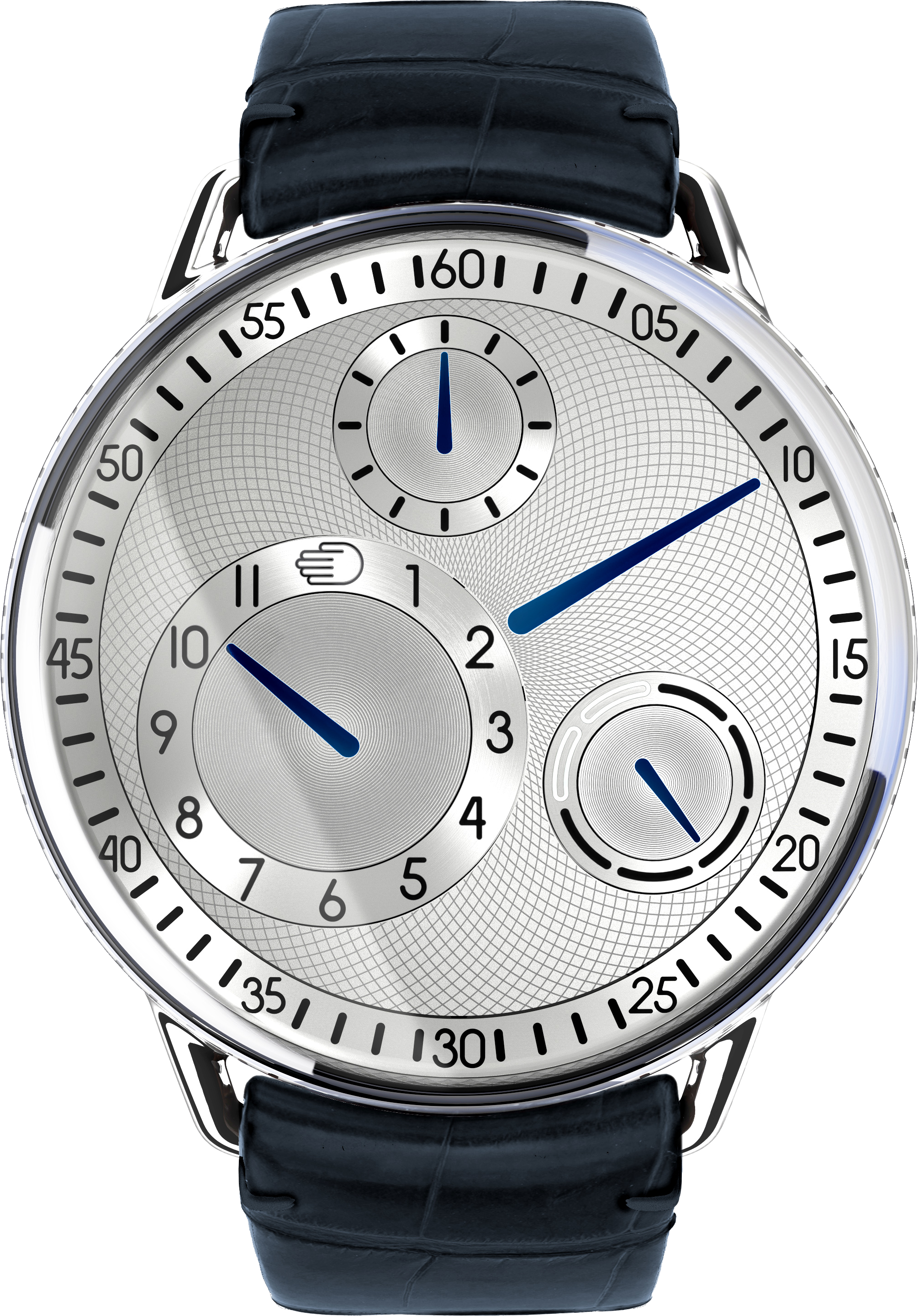 Type 1 Guilloche Dial
