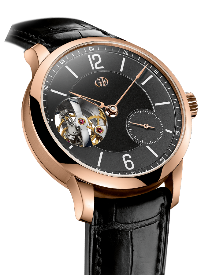 Tourbillon 24 Secondes Vision Rose Gold