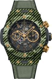 big bang unico italia independent green camo