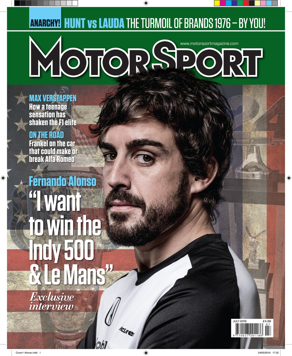 Motorsport July 2016