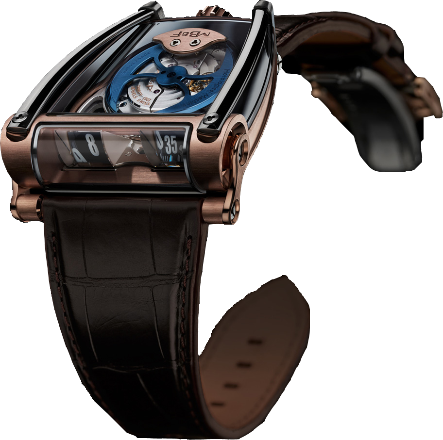 Horological Machine 8 Rose Gold