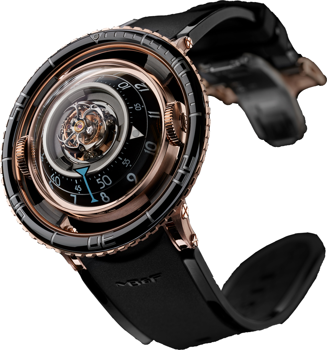 Horological Machine 7 Rose Gold