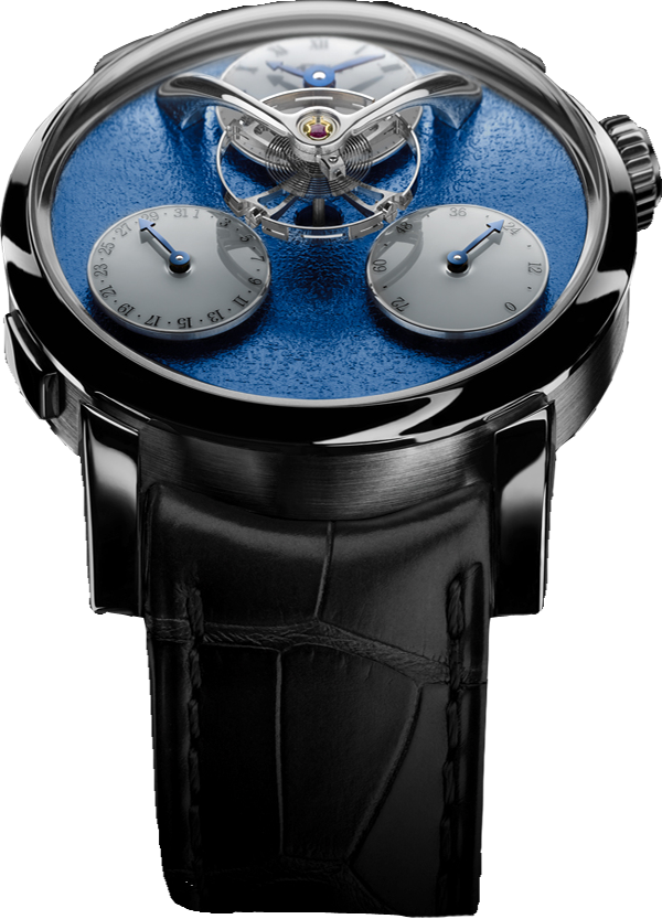 Legacy Machine Split Escapement Blue