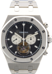 Royal Oak Tourbillon Chronograph Steel