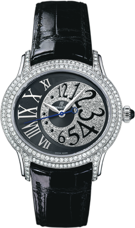 MILLENARY WHITE GOLD WITH DIAMONDS