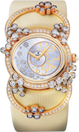 MILLENARY PRECIEUSE PINK GOLD WITH DIAMONDS