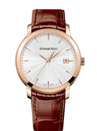 JULES AUDEMARS ROSE GOLD GENTS AUTOMATIC