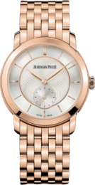 JULES AUDEMARS ROSE GOLD ON BRACELET