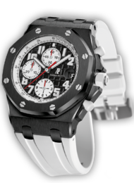 Royal Oak Offshore Black & White Marcus Edition
