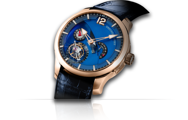 Tourbillon 24 Seconds