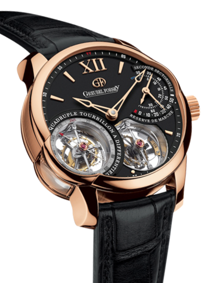 Quadruple Tourbillon Red Gold