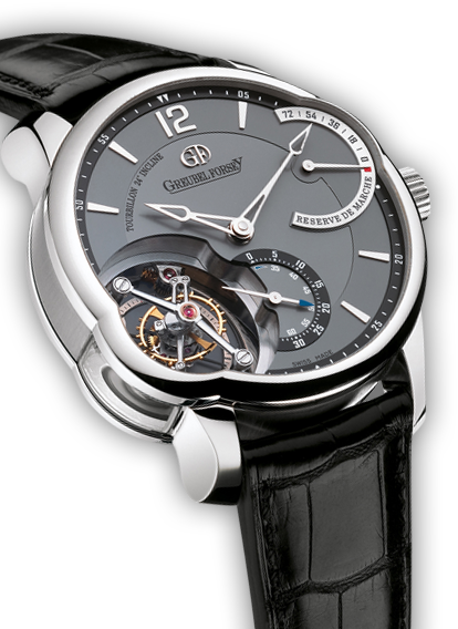 Tourbillon 24 Secondes Incline white gold