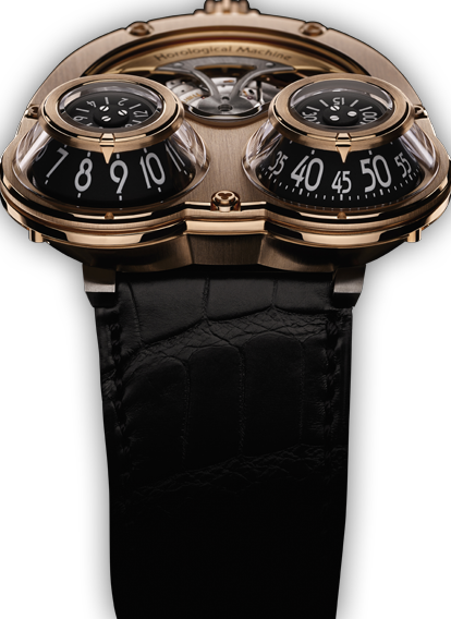 Horological Machine 3 Megawind Red Gold