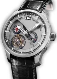 Tourbillon 24 Secondes Contemporian white gold