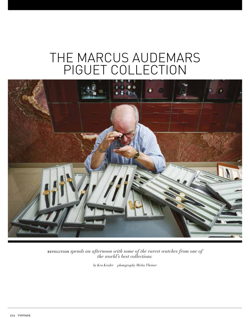 Revolution Marcus Collection