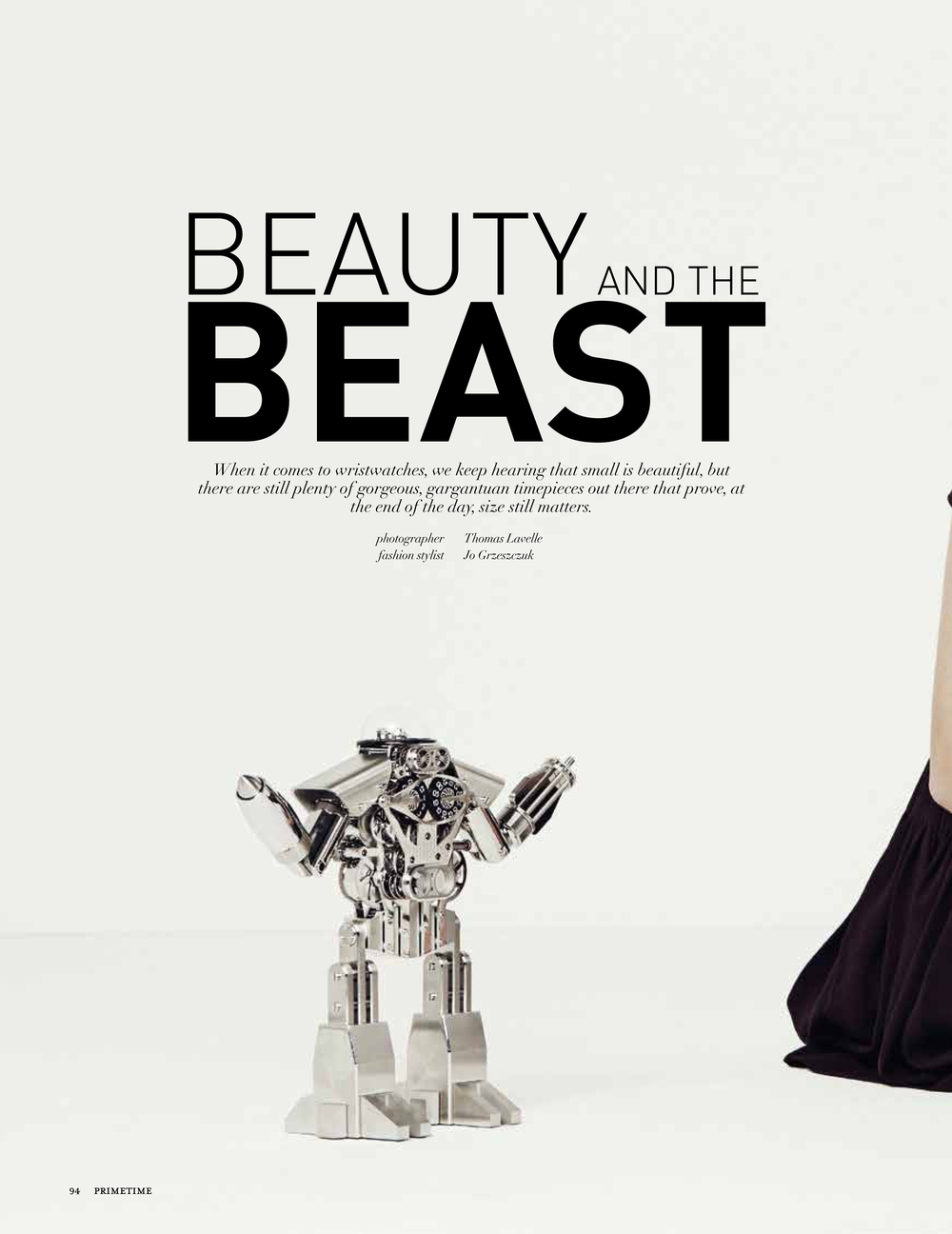 Revolution Beauty and the Beast