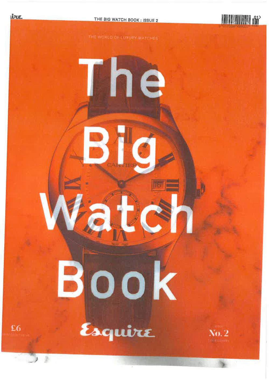 Esquire Big Watch Book